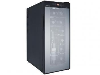 Adega Climatizada Philco 12 Garrafas PH 12E - Controle Digital da Temperatura