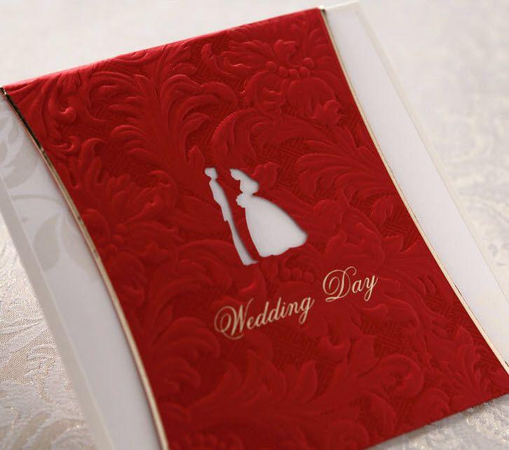 Красный романтические любовники и тиснение свадебные приглашения карты с конвертами и уплотнения, оптовая продажа доступны, высокое качество, принадлежащий категории События и праздничные атрибуты и относящийся к Для дома и сада на сайте AliExpress.com | Alibaba Group