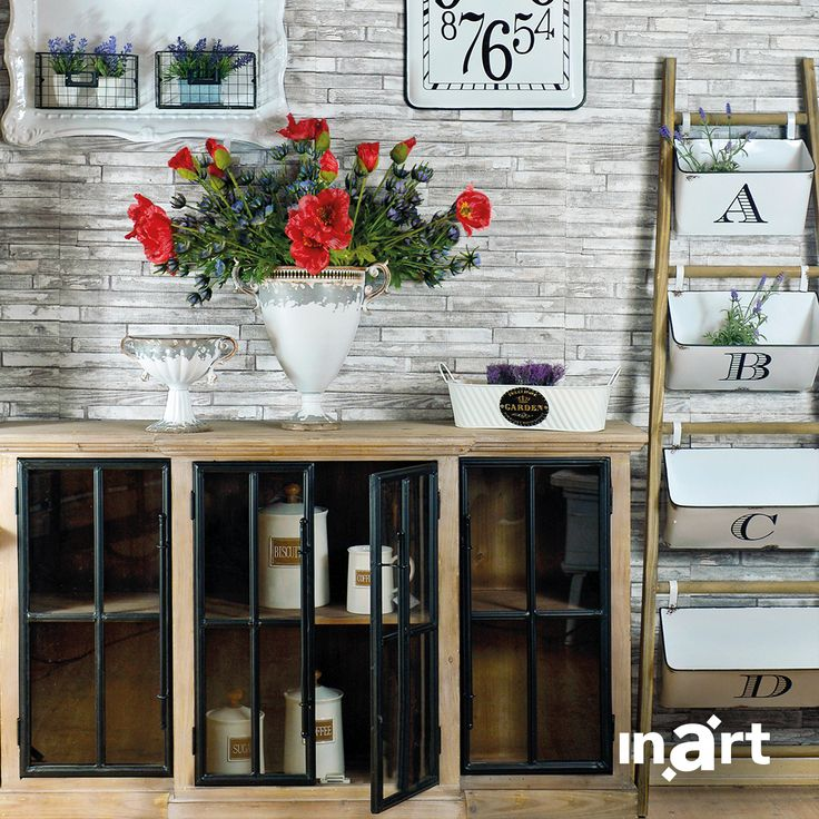 Blooming style! When everything seems to fall naturally in place, then and only then, space becomes home. It's called #inartLiving