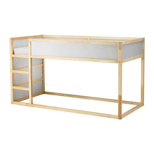 Transform the KURA bed... | 15 Ikea Hacks For Your Child's Dream Bedroom