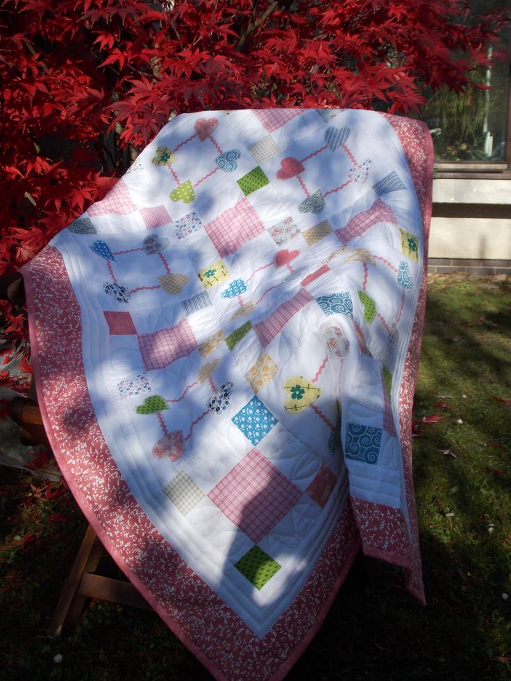Baby Charm Quilt