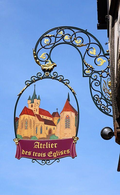 Riquewihr, Haut-Rhin (France)