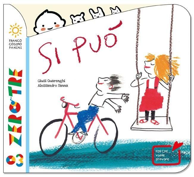 selezioniamo ogni settimana i libri più belli e significativi per accompagnare bambini, genitori ed educatori in ogni fase.