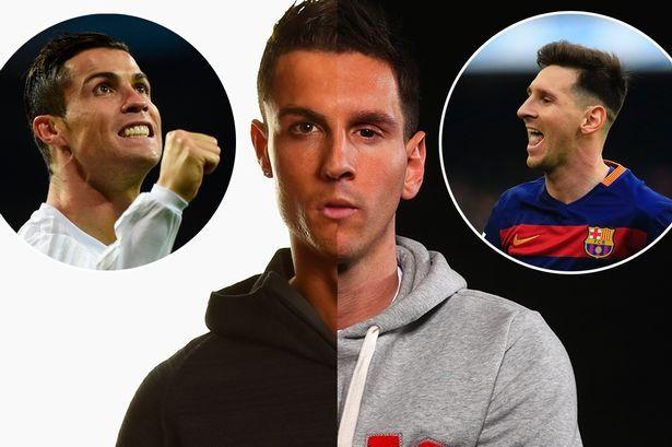 Messi Harus Sabar Capai 500 Gol, Ronaldo Lampaui Messi