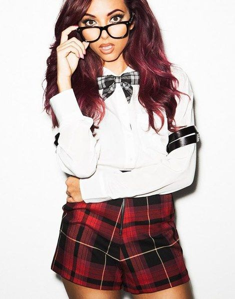 Jade Thirlwall - love the fact she loves bows (bow ties are cool 11th doctor)