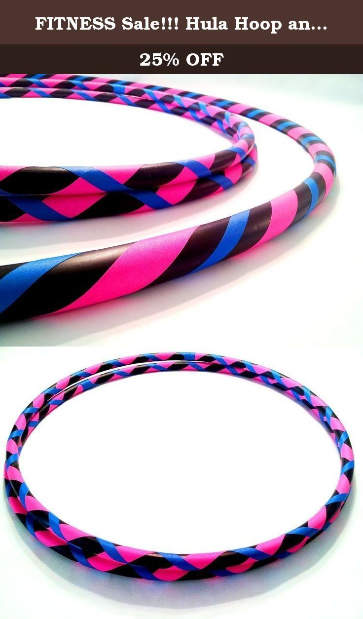 """FITNESS #Sale!!! Hula Hoop and Arm Hula Hoop Mini Pair Cotton Candy Gift Set. DIRECT FROM THE MANUFACTURER. Featuring the original manufacturer of the """"BREAK AWAY"""" the newest innovation in hula hooping. Paradise Hoops is formally the manufacturer for about 90% of Hoopnotica's handmade hula hoops. We have the BEST QUALITY BEST PRICE. This """"BREAK AWAY"""" hula hoop was created by Janou Lightning former team leader of Hoopnotica. She took her expertise in the hooping industry and made a hoop…"""