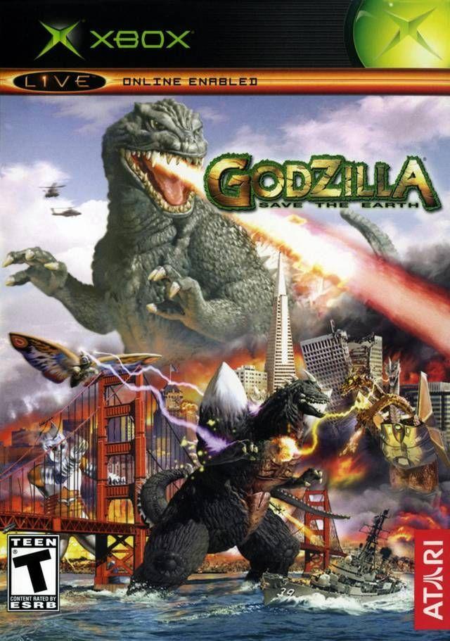 Godzilla: Save the Earth (Microsoft Xbox, 2004)