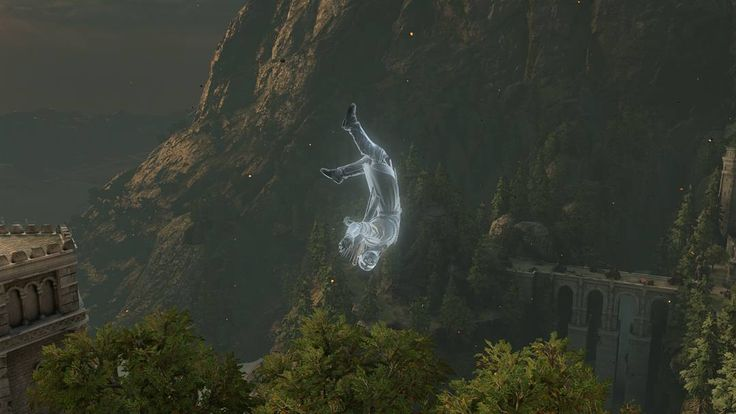 No puns for this one ; Just appreciate this majestic free falling Elf > . .  #FollowerShoutout @projectaroid  . .  #Gaming #PCGaming #Talion #Orcs#MiddleEarth #ShadowOfWar #Steam #PC#Gamers #PCGamer #Gamin #Game#Cinematic #Twitch #Youtube #InstaGaming#InstaDaily #OG #InstaGame #VideoGames#GameDaily #MannyJammy #Elf #Sky
