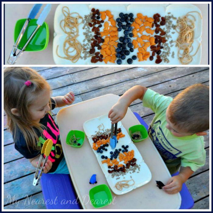 Kindergarten Farm Themed Crafts