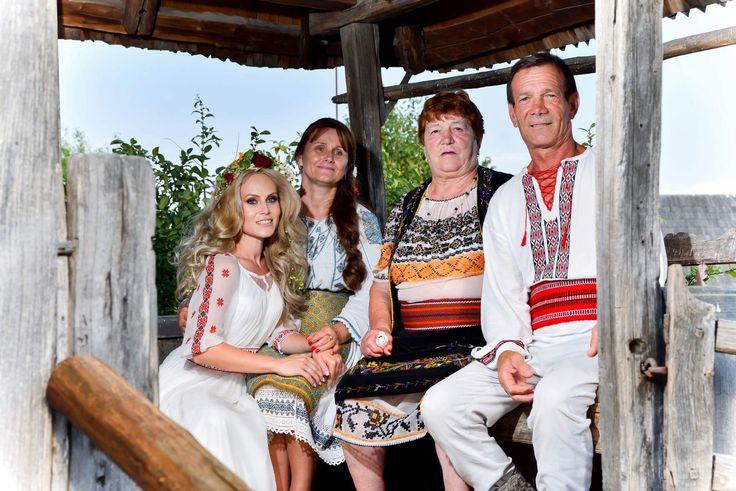 Cununie Tradițională(Elena &Tudor)