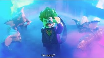 The Lego Batman Movie [2017] - The Joker returns from the Phantom Zone | [HD] - YouTube