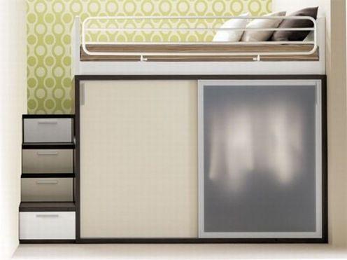 M s de 25 ideas fant sticas sobre muebles para espacios for Diseno de libreros para espacios pequenos