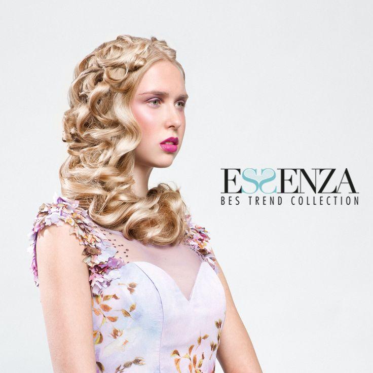 Essenza BES Trend Collection #hairstyle #hairtrend #haircut #hair2017 #hairdresser #parrucchieri #modacapelli #arteitaliana #artinspiration #essence #essenza #BesItaly #Bestrendcollection #hairglam #haircolor #redhair #blondhair #hairstyling