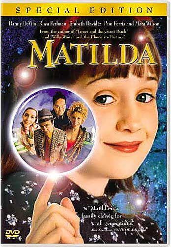 Matilda - #9 on www.mommybearmedia.com