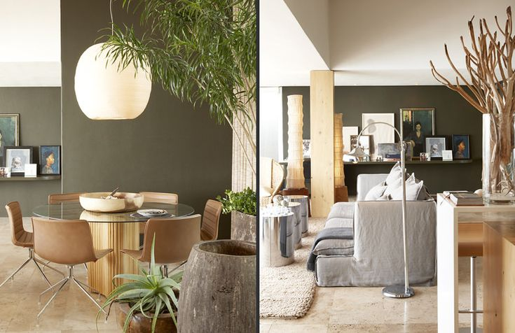 Cécile and Boyd for Boyds Home - gorgeous natural elements