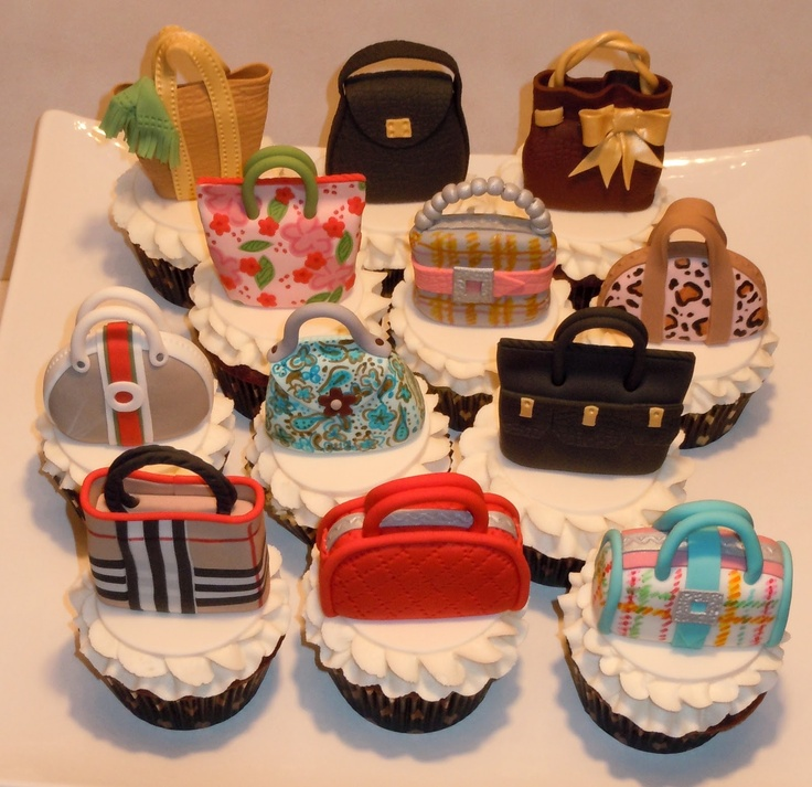 The Icing on the Cake: Little Purses