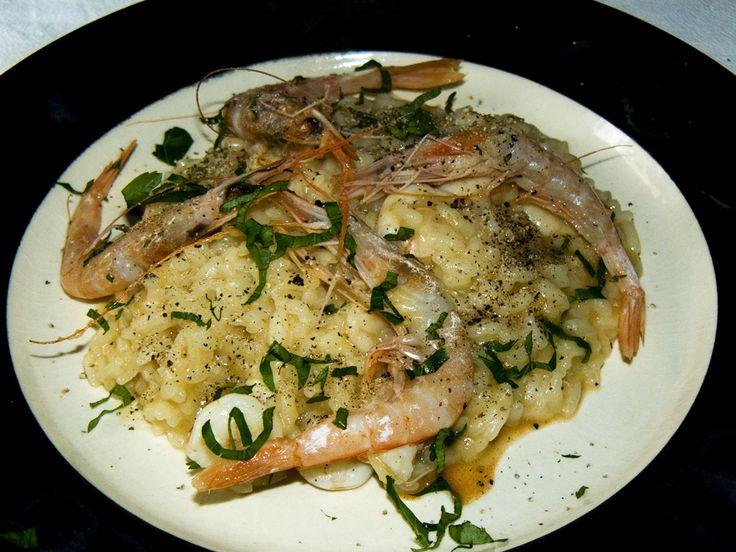 Risotto con Gamberi - http://cucinasuditalia.blogspot.it/2012/05/risotto-con-i-gamberetti.html