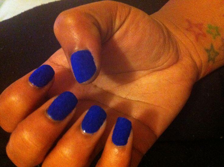 Blue Suade
