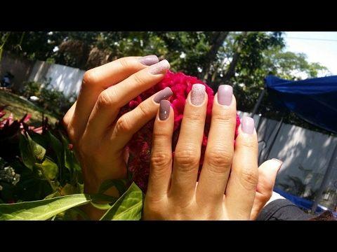 Como Poner Tips de Uñas / Uñas de Acrílico para Principiantes / Nail Art