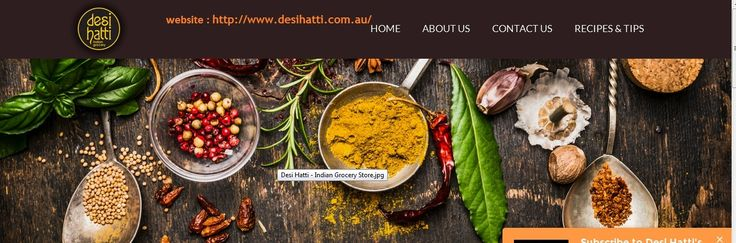 Online Indian grocery store and promoters of soul food! Let us take you on a journey of spices and explore the benefits of ancient spices throughout India