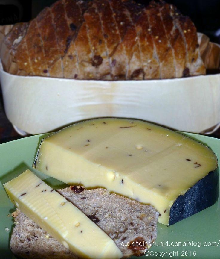 Les fromages Seigneuret : le Gouda aux truffes