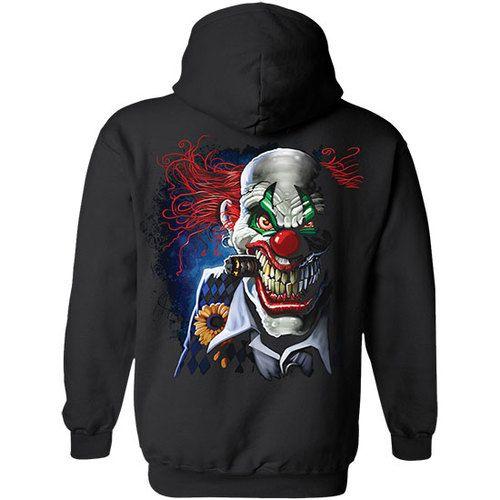 [Hoodie] - Joker Clown