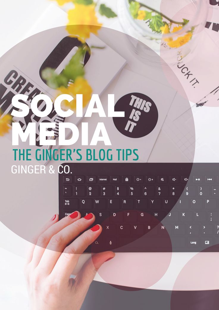 Social media for online business owners and bloggers