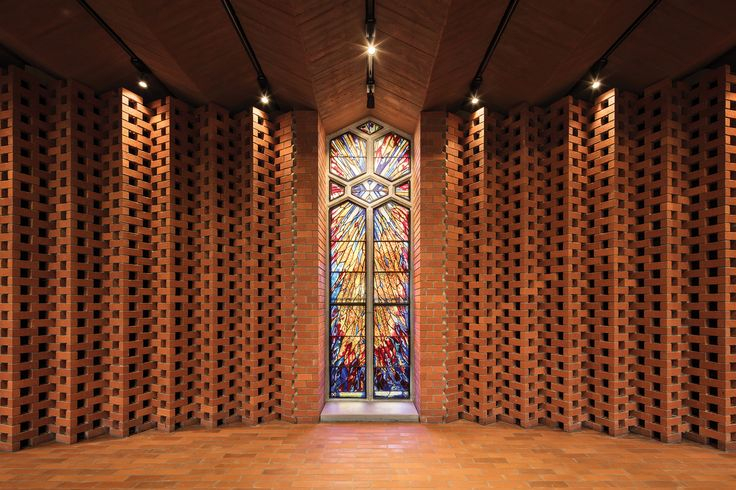 Gallery of Saint Andrew's College Centennial Chapel / Architectus - 3
