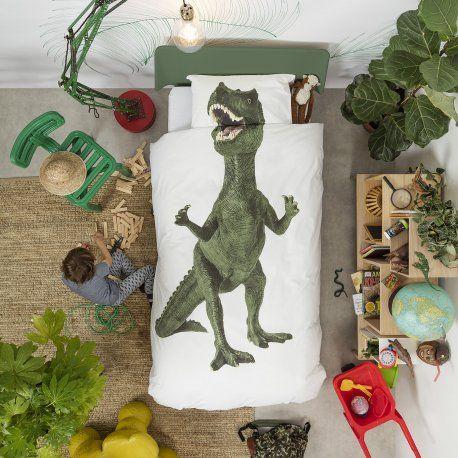 Dinosaurus Rex duvet cover