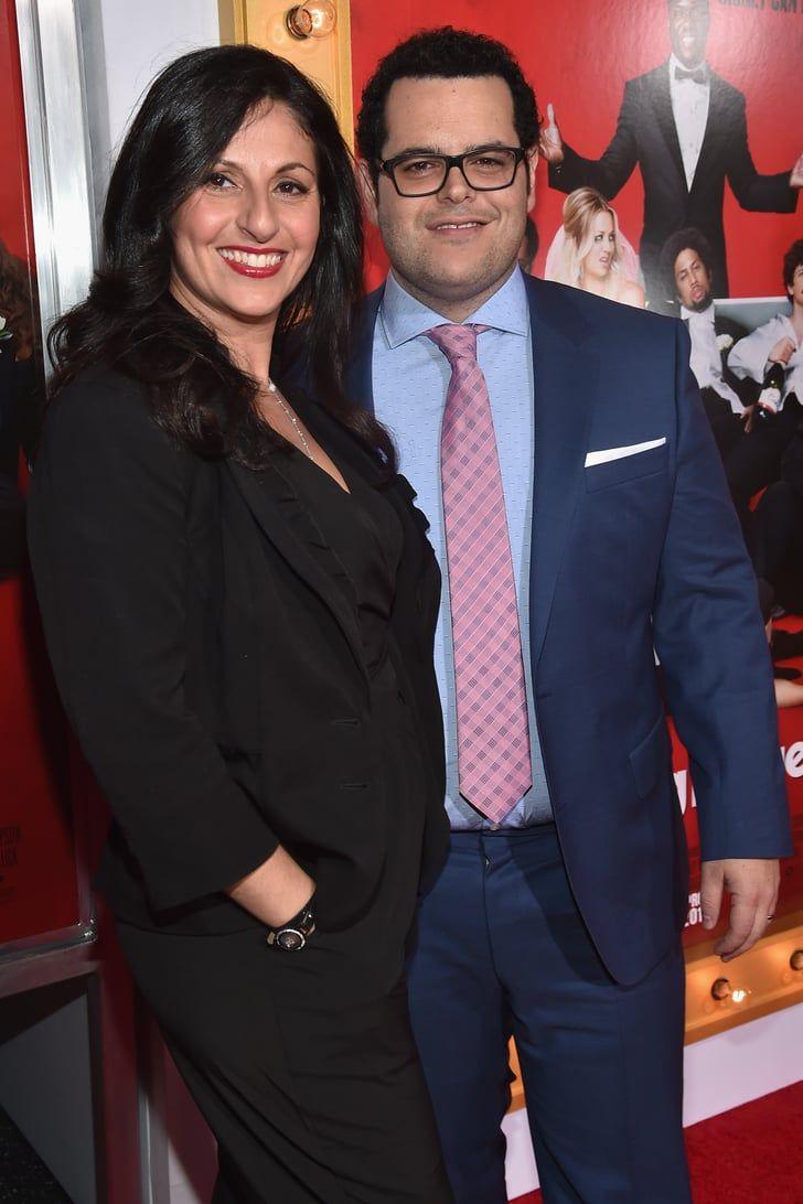 Who Is Josh Gad S Wife Ida Darvish In 2020 Big Guys Tom Hanks Angry Child