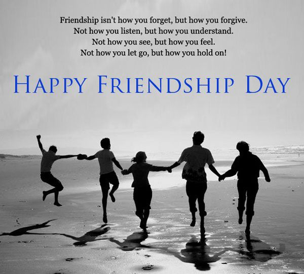 Happy Friendship day quotes, images, wishes and greetings