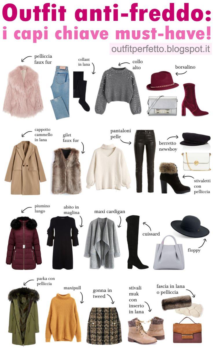 Trucchi e consigli per vestirsi con stile anche durante il freddissimo inverno!