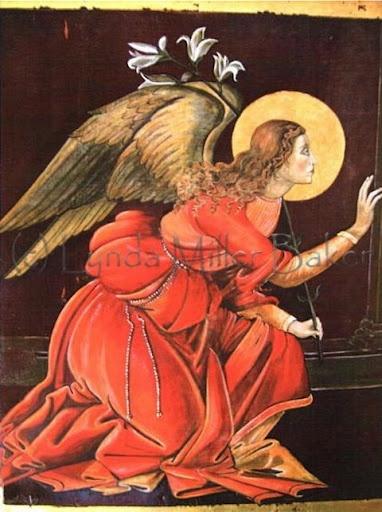 Archangel Gabriel - The Annunciation