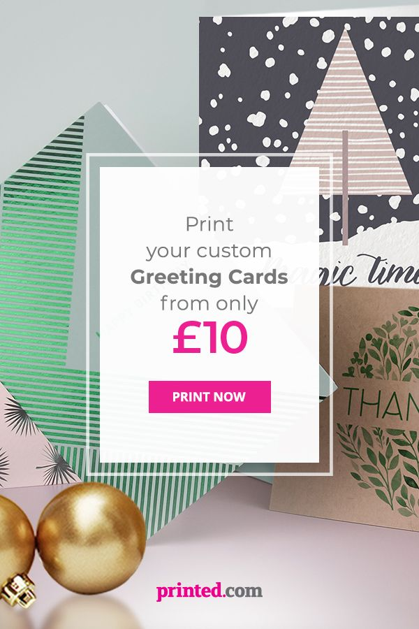 Printed Christmas Cards 2019 Your definitive guide to Greeting Card trends for | Greeting