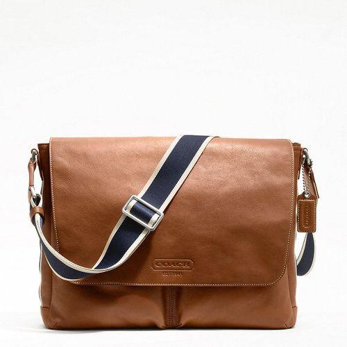 Beautiful Coach Messenger Bag