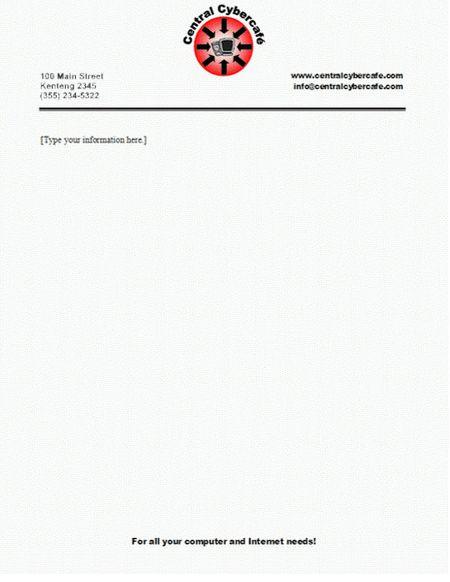 25+ trending Company letterhead examples ideas on Pinterest - business letterhead