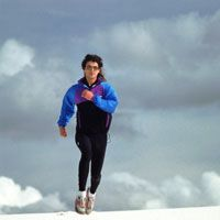 """Runner's High  Like so many of the other firsts in my life, I remember my first """"runner's high"""" as if it were yesterday"""