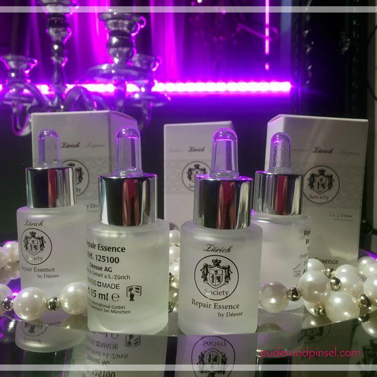 Puder und Pinsel Straubing: VIP Event - 45 Jahre Déesse  Society Zürich Repair Essence  #repair #essence #regenerierend #hautschutz #hautpflege #hautreparatur #society #zürich #gesichtspflege #kosmetik #cosmetic #déesse #deesse #ds #déessecosmetics #schweiz #direktvertrieb #déesseberatung #beraterin #beautyblog #beauty #makeup