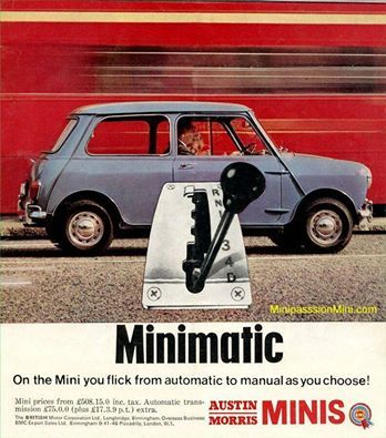 Mini Ad Minimatic