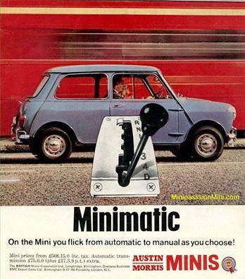 Mini Ad Minimatic