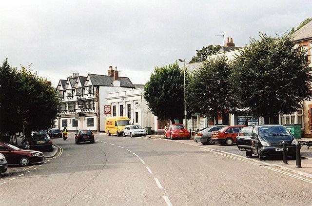 Cullompton, Devon.