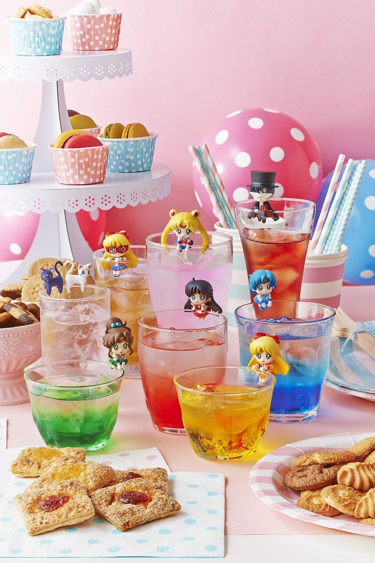 New official Sailor Moon Prism Cafe Figures! Buy here http://www.moonkitty.net/buy-sailor-moon-prism-cafe-figures.php