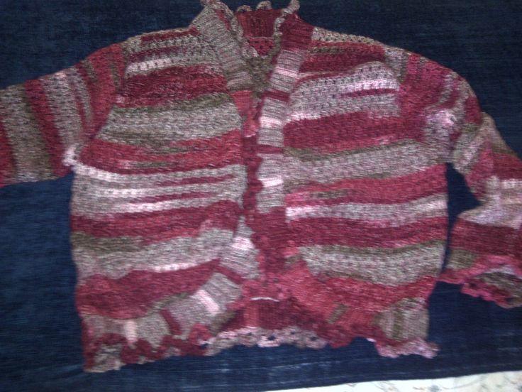 Crochet: Jersey