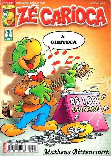 Zé Carioca - 2327