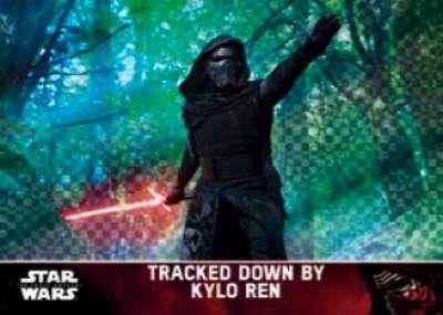 Star Wars The Force Awakens Chrome Base