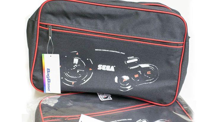2 τσάντες Sega Mega Drive