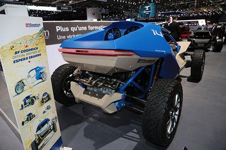 Ginevra Motor Show 2017