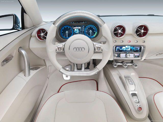 Audi A1 Sportback Concept (2008)