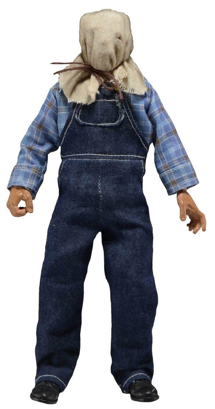 Figura Jason 20 cm. Viernes 13 Parte 2. NECA Estupenda figura articulada del protagonista de Viernes 13 parte 2, Jason de 20 cm de altura, fabricado en material de PVC y 100% oficial y licenciado.