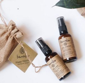 HANAKO THERAPY MISTS $29.95 - These mist are truly divine. Made with Gem and flower essences, crystal infused water, mantra and love they make perfect gifts to balance body mind and soul.